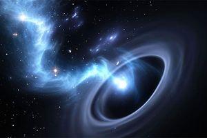 Lỗ đen vũ trụ là một cỗ máy thời gian?