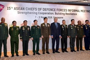 Khai mạc Hội nghị Tư lệnh Lực lượng Quốc phòng các nước ASEAN lần thứ 16 (ACDFM-16)