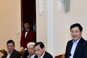 Phó Thủ tướng gặp mặt các Trưởng cơ quan đại diện Việt Nam ở nước ngoài kết thúc nhiệm kỳ về nước