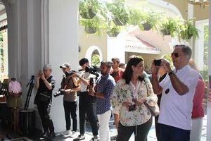 300 khách bay 'chuyên cơ' riêng đến Phú Quốc dự lễ cưới của đại gia Ấn Độ