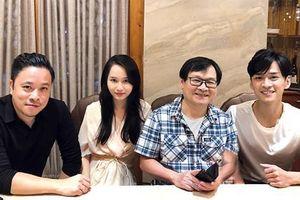 Nhà văn Nguyễn Nhật Ánh ủng hộ cặp diễn viên 'Mắt biếc'