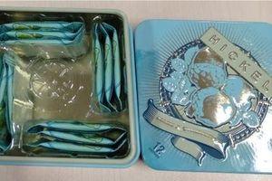Cảnh báo kẹo chứa chất điều trị chứng rối loạn cương dương liều cao