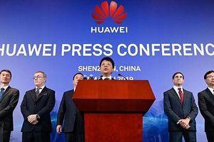 Huawei kiện chính phủ Mỹ