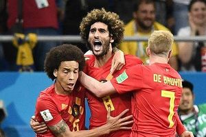 Fellaini chia tay tuyển Bỉ để tập trung 'cày' tiền tại Trung Quốc