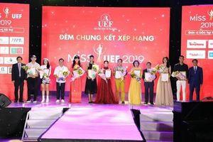 Đêm Chung kết xếp hạng Miss UEF 2019: Hoành tráng, màu sắc và đầy bất ngờ