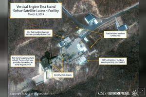 Mỹ vẫn tiến hành đàm phán với Triều Tiên mặc các hoạt động tên lửa