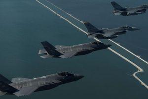 Đài Loan muốn mua 66 máy bay chiến đấu của Mỹ
