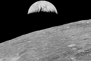 Nửa thế kỷ của bức ảnh đầu tiên chụp Trái Đất từ vũ trụ