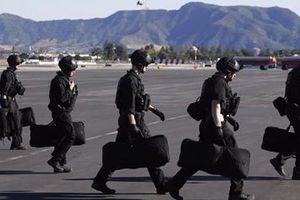 Nhận diện biệt đội' siêu mật vụ' bảo vệ Tổng thống Mỹ