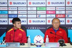 HLV Park Hang-seo chọn Quang Hải làm thủ quân trong chiến dịch vòng loại U.23 châu Á