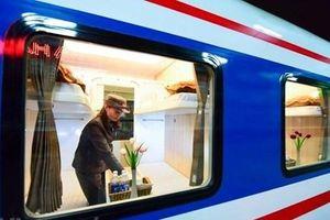 Đường sắt lắp wifi trên tàu, nhắn tin tới khách khi có sự cố xảy ra