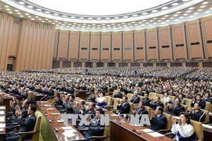 Triều Tiên hoàn tất đăng ký ứng cử viên tham gia bầu cử quốc hội