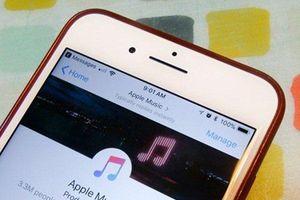 Cách đặt bài hát trên Apple Music thành chuông báo thức cho iPhone