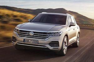 Volkswagen Touareg 2019 được bổ sung thêm động cơ xăng V6 mới
