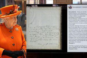 Nữ hoàng Anh Elizabeth II lần đầu chia sẻ bài viết trên Instagram