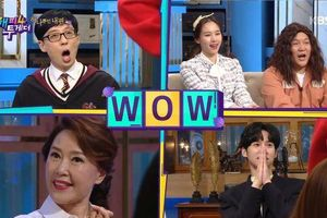 'Người duy nhất bên em': UEE và Na Hye Mi nhảy hit của After School, Eric Moon ghen tuông khi vợ hôn bạn diễn