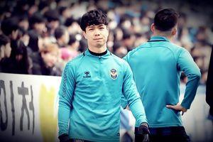 'Công Phượng chắc chắn ra mắt K-League vào trưa mai'