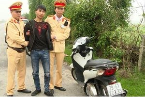 Trộm xe SH ở Hà Nội mang về đến Thái Bình tẩu tán