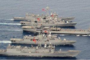 Thổ Nhĩ Kỳ tập trận lần lượt với Nga và Ukraine ở Biển Đen