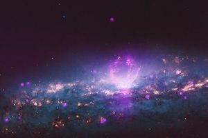 Vẻ đẹp kỳ ảo của 'bong bóng' khổng lồ xuất hiện trong thiên hà
