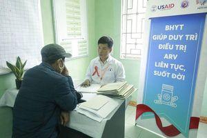 115.000 người nhiễm HIV/AIDS chính thức được nhận thuốc ARV bằng BHYT