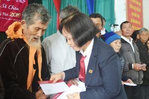 Nữ 'thuyền trưởng' nặng lòng với người nghèo Hà Tĩnh