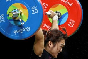 Cử tạ Thái Lan chính thức bị cấm thi đấu quốc tế