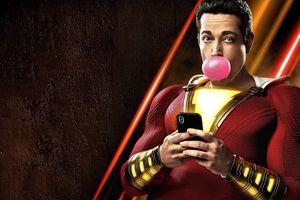Phim siêu anh hùng 'Shazam!' của DC được khen nức nở