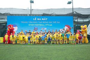 Danh thủ Vũ Như Thành và ước mơ đào tạo tài năng trẻ cho bóng đá VN
