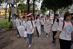 TP Hồ Chí Minh phát động chiến dịch 'Ngày làm sạch rác thải nhựa 2019'