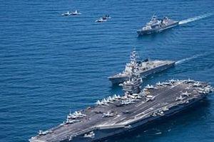 'Ngày tàn' của các hạm đội tàu sân bay Mỹ đang đến gần?