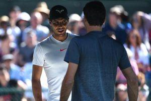 Indian Wells: Xem trận thua Kyrgios là một phước lành, Nadal sẽ rất đáng sợ?