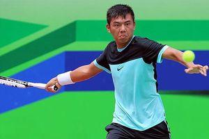 Lý Hoàng Nam lần đầu tiên thất bại ở giải quần vợt quốc gia sau 7 năm
