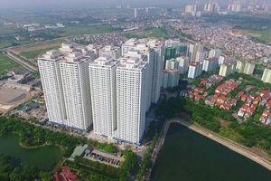 Cộng đồng cư dân HH Linh Đàm và trung tâm thương mại giữa lòng 'bán đảo'