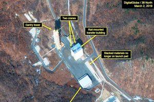 Phản ứng trái chiều trước nghi vấn Triều Tiên đang xây dựng lại cơ sở phóng tên lửa