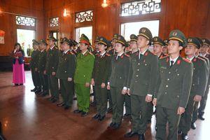Học viện An ninh nhân dân dâng hoa, dâng hương tại các khu di tích lịch sử
