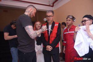 David Beckham bất ngờ tới Việt Nam: Lộn Xộn Band được lựa chọn biểu diễn trong sự kiện quan trọng