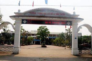 Truy tìm người tung tin đồn thầy giáo Hà Tĩnh làm nữ sinh lớp 8 có bầu