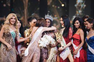 Đỗ Nhật Hà đăng tải tâm thư đầy xúc động về cuộc hành trình tại Miss International Queen 2019
