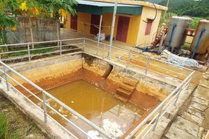 Bảo vệ nguồn nước trước những thách thức biến đổi khí hậu ở Hà Tĩnh - Bài 1: Mở hướng giải quyết cho bài toán nước sạch