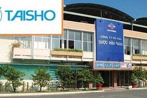 Mối 'lương duyên' giữa DHG và Taisho