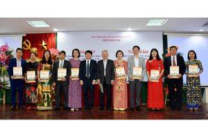 Ra mắt Hội đồng tư vấn phát triển báo chí