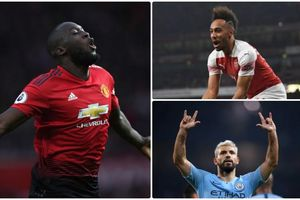 Vua phá lưới Ngoại hạng Anh 2018/2019: Sao Arsenal bỏ xa Lukaku