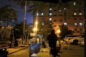 Bảo vệ hành hung cư dân tại chung cư ở Hà Nội