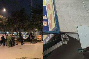 Truy bắt nhóm người gây ra vụ nổ súng đòi bảo kê ở Hà Nội