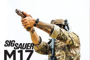 Siêu súng ngắn giúp lính Mỹ trở thành xạ thủ đỉnh cao trên chiến trường