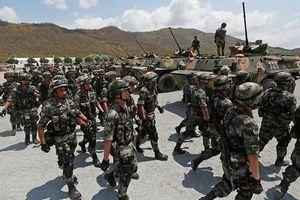 Campuchia nhận số lượng lớn thiết giáp Trung Quốc sau tập trận Kim Long 2019