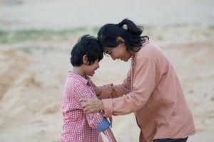 'Hạnh phúc của mẹ' - Khi Cát Phượng, Kiều Minh Tuấn cố lấy nước mắt