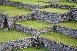 Vì sao người Inca xây thành Machu Picchu bằng đá không dùng vữa?
