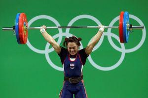 'Mỏ vàng' cử tạ Thái Lan không tham dự Olympic Tokyo 2020